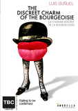 Discreet Charm of the Bourgeoisie on DVD