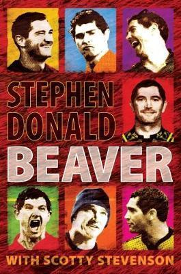 Stephen Donald - Beaver by Scotty Stevenson