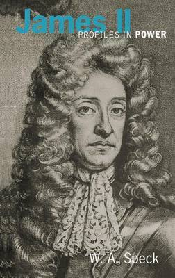 James II by W.A. Speck image