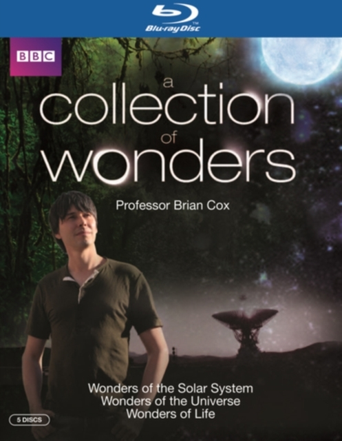 A Collection of Wonders on Blu-ray