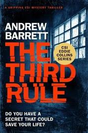 The Third Rule by Andrew Barrett image