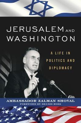 Jerusalem and Washington by Zalman Shoval image