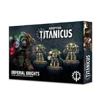 Warhammer 40,000 Adeptus Titanicus: Imperial Knights