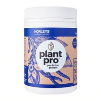 Horleys Plant Pro Protein Powder - Vanilla (340g)