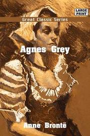 Agnes Grey by Anne Bront image