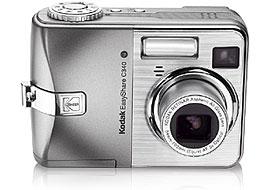 Kodak C340 Digital Camera + Printer Dock (Series 3) image