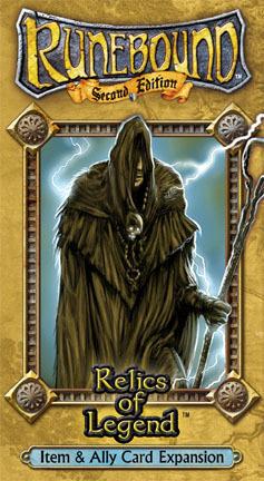 Runebound: Relics of Legend Expansion