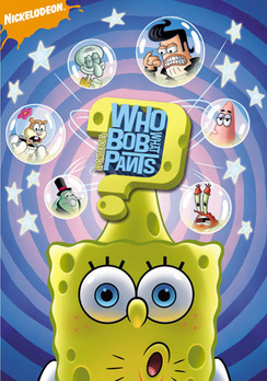 SpongeBob SquarePants - SpongeBob's Who Bob What Pants? on DVD