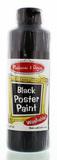 Black Poster Paint - Melissa & Doug