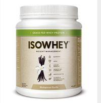 IsoWhey Weight Management Shake - Madagascan Vanilla (448g)