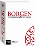 Borgen - The Complete Seasons One, Two and Three on DVD