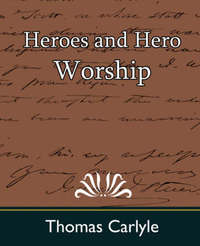 Heroes and Hero Worship by Carlyle Thomas image