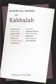 Essential Papers on Kabbalah