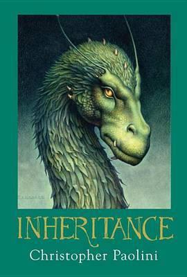 Inheritance (Inheritance #4) (US Ed.) by Christopher Paolini