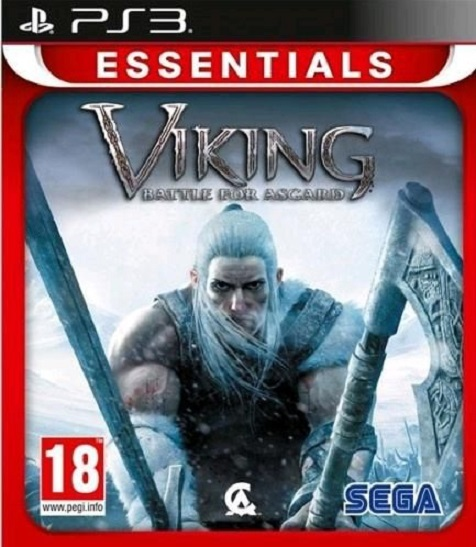 Viking: Battle For Asgard for PS3