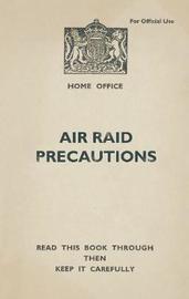 Air Raid Precautions by Campbell McCutcheon image