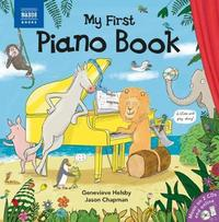 My First Piano Book by Genevieve Helsby
