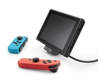 Nintendo Switch Adjustable Charging Stand for Nintendo Switch image