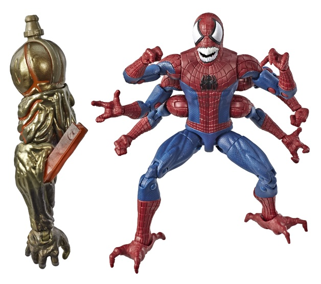 "Marvel Legends: Doppelganger Spider-Man - 6"" Action Figure"