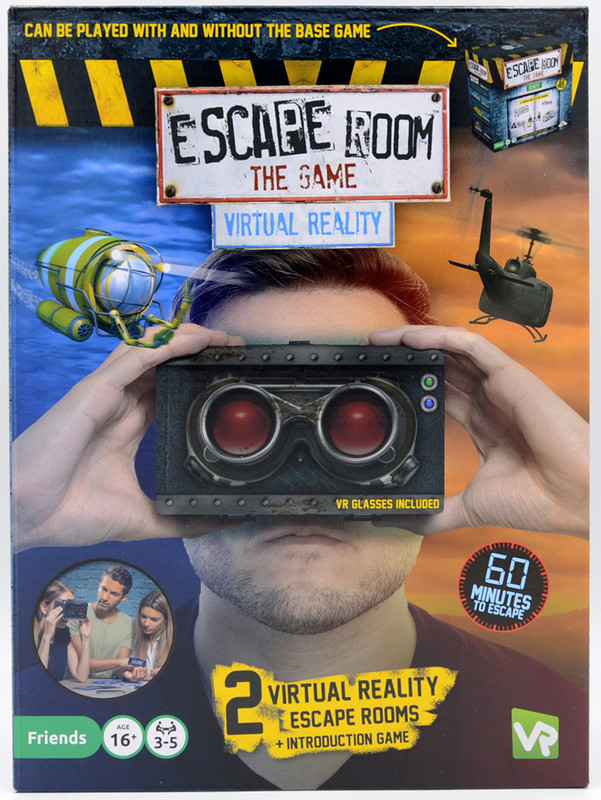 Escape Room: The Game - Virtual Reality