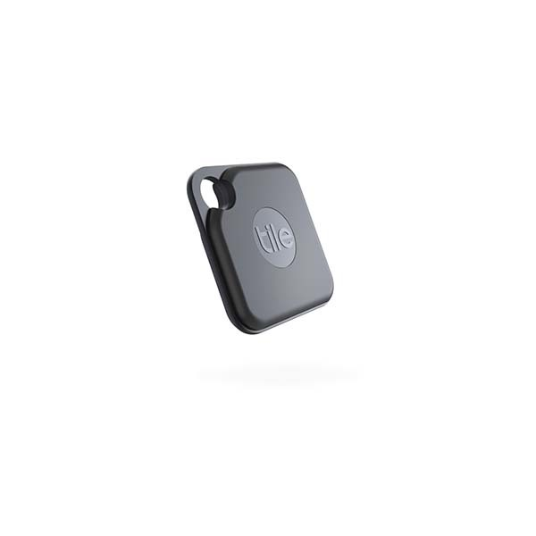Tile Pro Bluetooth Tracker - Single (Black)