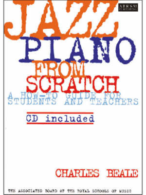 Jazz Piano from Scratch: A How-to Guide for Students and Teachers image