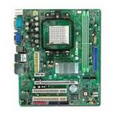 Albatron KM61S-AM2 PCIE VGA+SND+LAN AM2