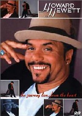 Howard Hewett - The Journey Live From The Heart on DVD