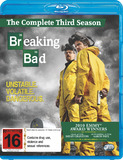 Breaking Bad - Season 3 on Blu-ray
