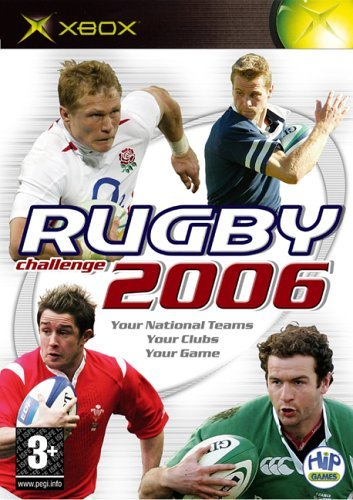 Rugby Challenge 2006 for Xbox