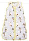 Aden + Anais Cozy Sleeping Bag - Jungle Jam Giraffe (6-12 Months)