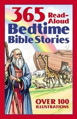 365 Read-Aloud Bedtime Bible Stories by Jesse L Hurlbut