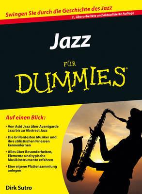 Jazz fur Dummies by Dirk Sutro