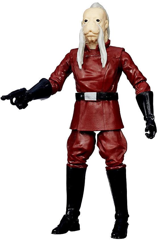 "Star Wars The Black Series: Mosep Binneed 3.75"" Action Figure image"