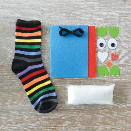 Seedling: Make your own Sock Owl