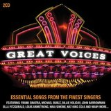 Great Voices - Essential Songs From The Finest Singers (2 CD Set) by Various