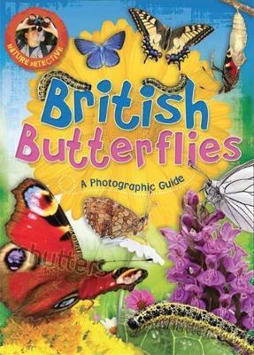 Nature Detective: British Butterflies by Victoria Munson image