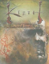Sam Kieth Sketchbook #1 by Sam Kieth image