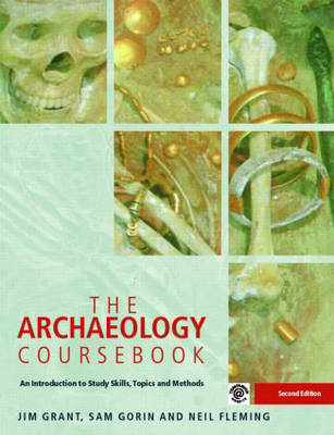 The Archaeology Coursebook by Jim Grant image