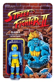 "Street Fighter II: Blanka - 3.75"" CE Retro Action Figure"