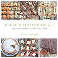 English Teatime Treats by Sandra Hawkins image