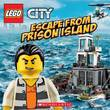 Escape from Prison Island (Lego City: 8x8) by J.E. Bright