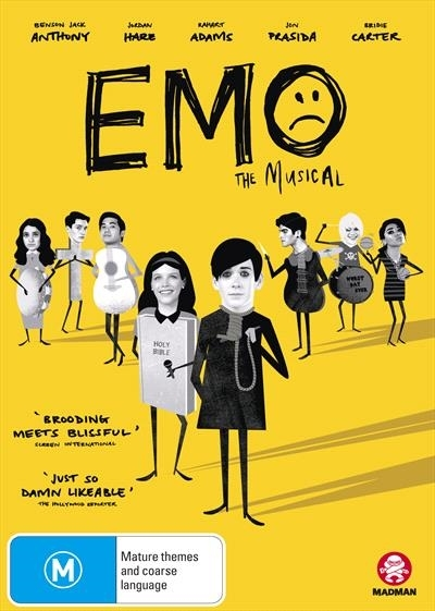 Emo: The Musical on DVD image