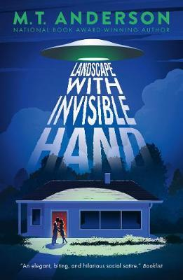 Landscape with Invisible Hand by M.T. Anderson image