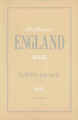 History of England, Volume 3 by David Hume image