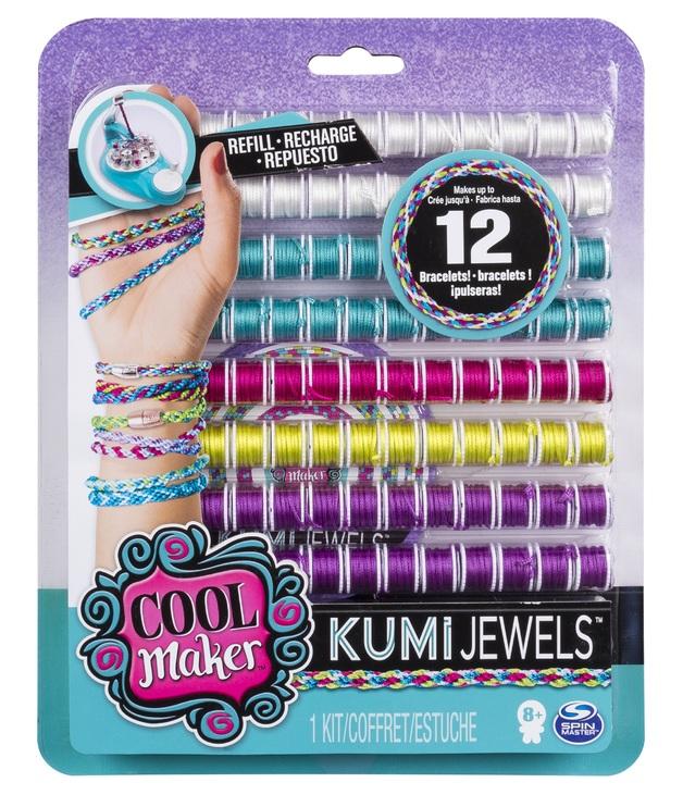 Cool Maker: Kumi Kreator Refill Pack - Jewels