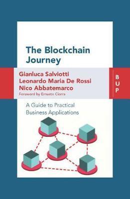 The Blockchain Journey by Nico Abbatemarco image