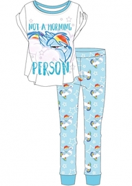 My Little Pony: Rainbow Dash - Women's Pyjamas (8-10)