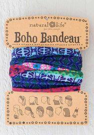 Natural Life: Boho Bandeau - Multi Strip