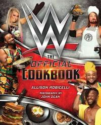 WWE: The Official Cookbook by Insight Editions image